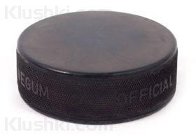 Шайба хоккейная VEGUM, 100 шт